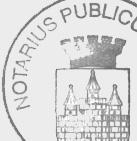 BITR. NOTARIUS PUBLICUS